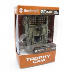 Bushnell 20 MP Trophy Cam Trail Camera 119717CW