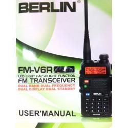 Radio HT Berlin FM-V6R