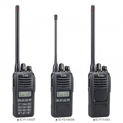 ICOM IC-F1100DT / IC-F2100DS / IC-F1100D
